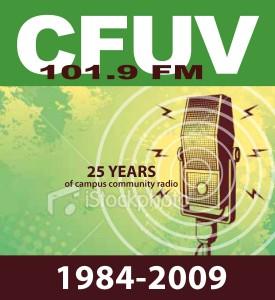 CFUV 1984-2009