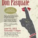 Don Pasquale event detail