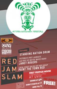 Red Jam Slam