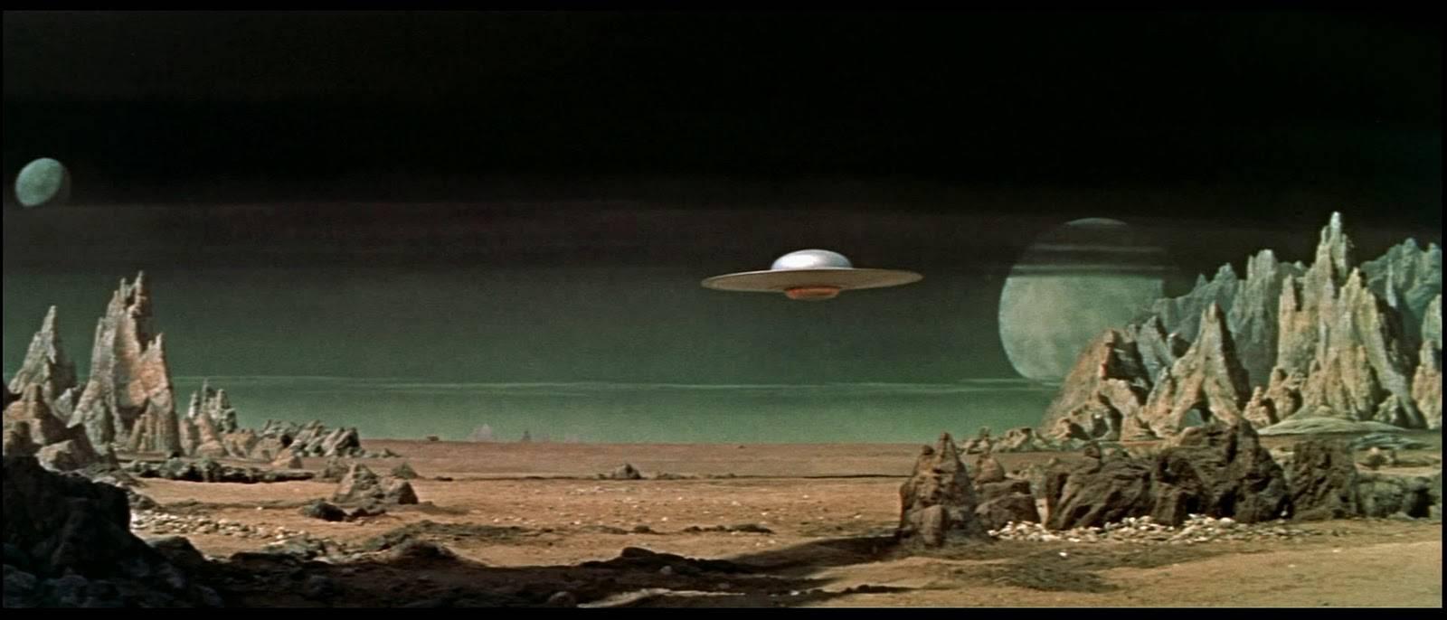 Resultado de imagem para the forbidden planet