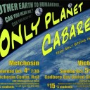 The only planet cabaret