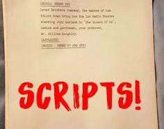 scripts!