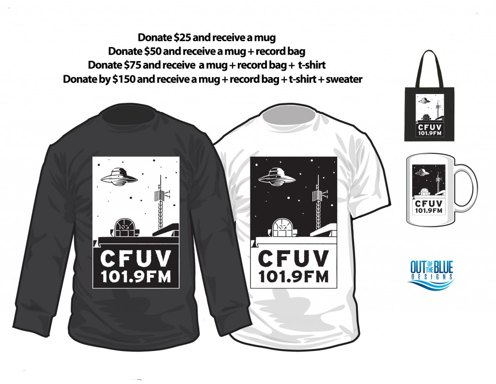 CFUV SWEAT SHIRT