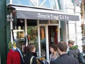 smokinglily