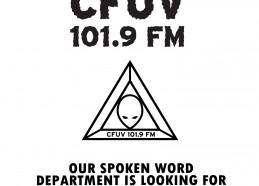 cfuv spoken word script